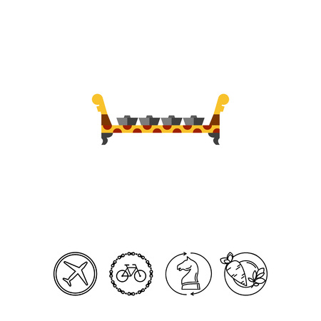 Bonang vector icon
