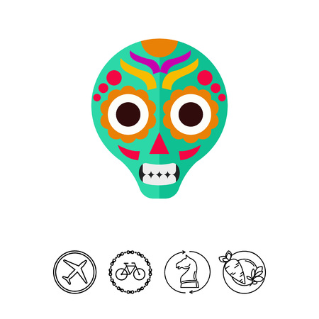friend nobody: Day of the Dead in Mexico icon