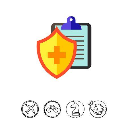 Medical Insurance Icon