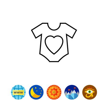 onesie: Baby onesie