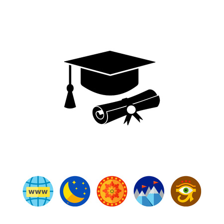 Education Concept Icon