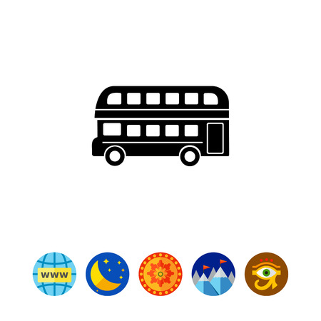 transit: London Bus Icon