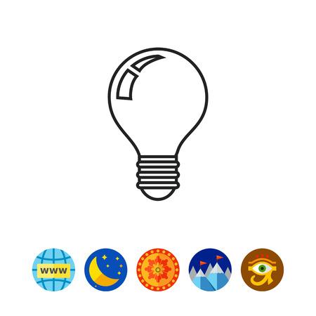 Lightbulb outline