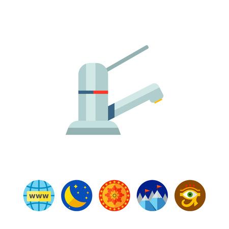 Mixer tap icon