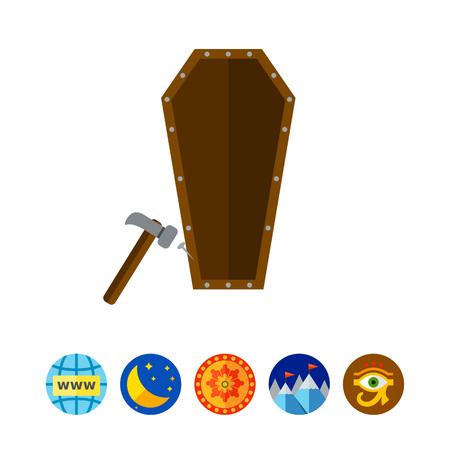 Last nail icon