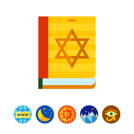 Torah Book Icon