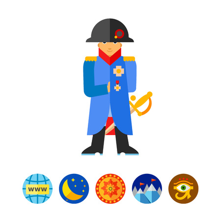 authority: Napoleon Bonaparte icon