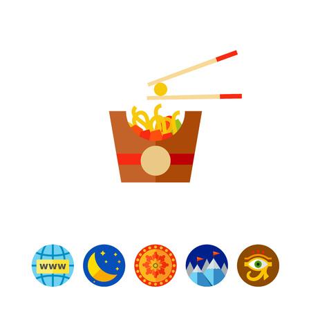 Cheese balls icon