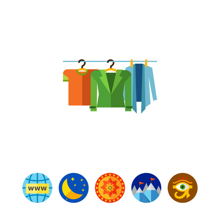 hangers: Drying clothes icon