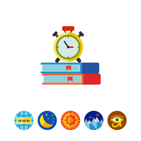 exam preparation: Preparation for exam icon