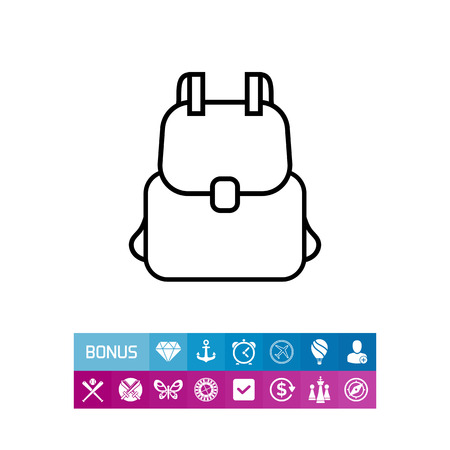 survive: Backpack icon