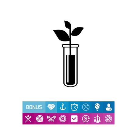 bioscience: Biotechnology simple icon