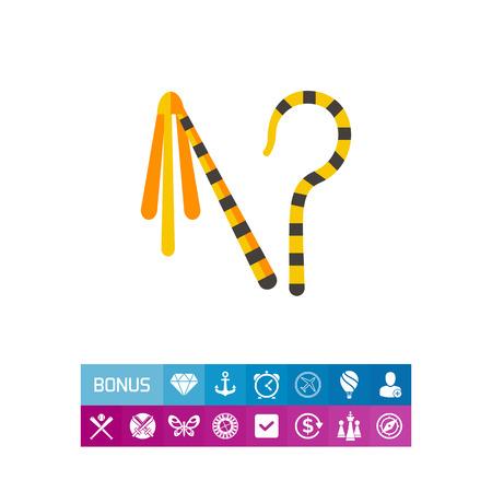 Egyptisch Symbolen Icon