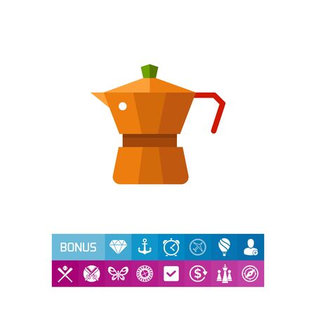 에스프레소 커피 메이커 아이콘