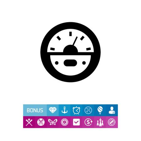 Parking meter icon Çizim