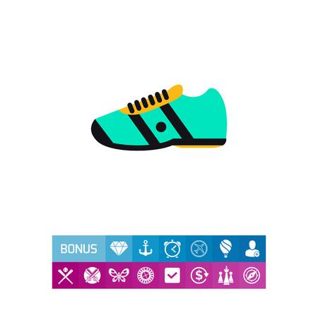 Sport icona della scarpa 09