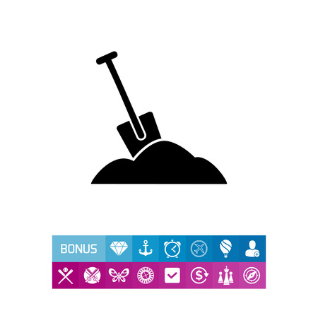 Work simple icon