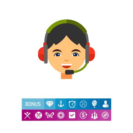 hotline: Customer support icon