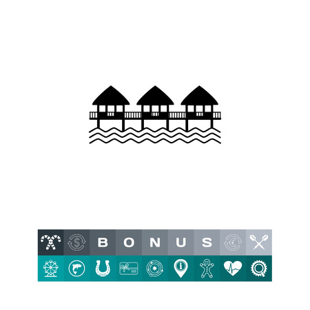recess: Hotel on Water Icon