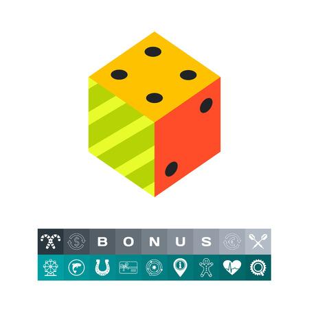 Logic Flat Icon Illustration