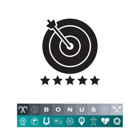 five star: Five-star target