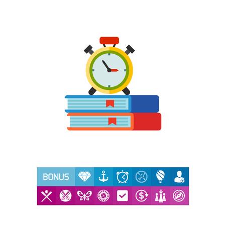 application university: Preparation for exam icon