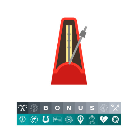 Metronome icon