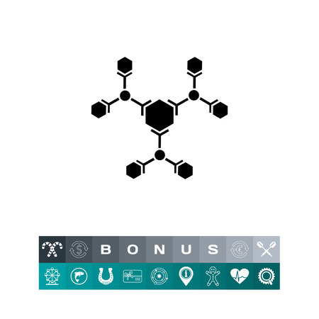 Science simple icon