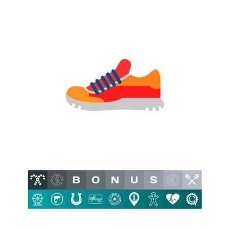 Sport Shoe Icon 6