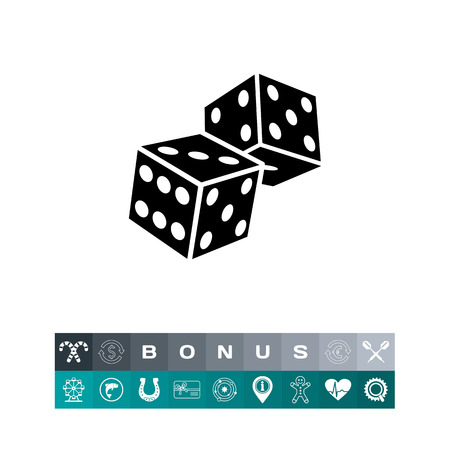Two Dice Icon
