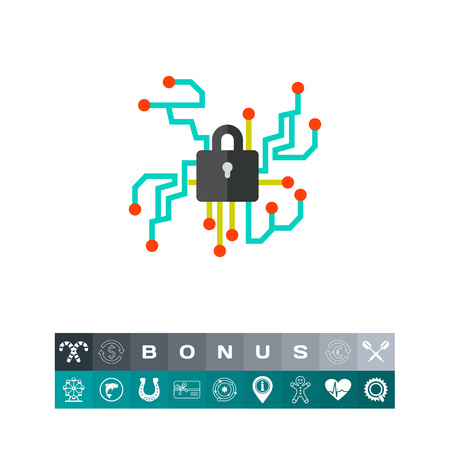 Protecting Big Data Icon