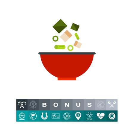 Miso Soup Icon