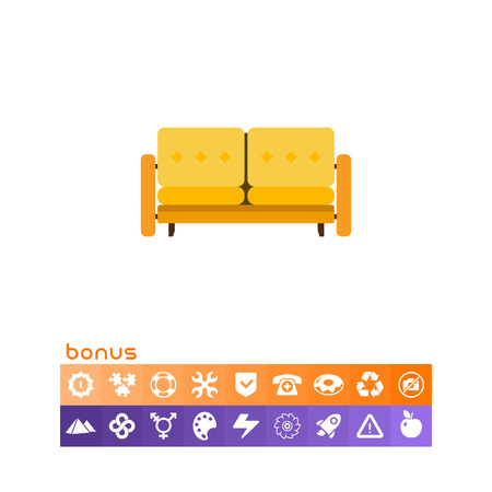 Couch icon.