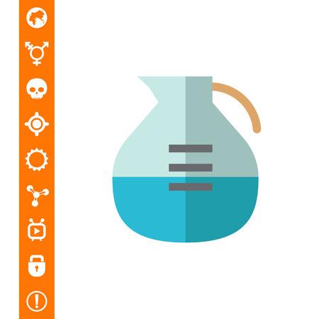 Blue Jar Icon