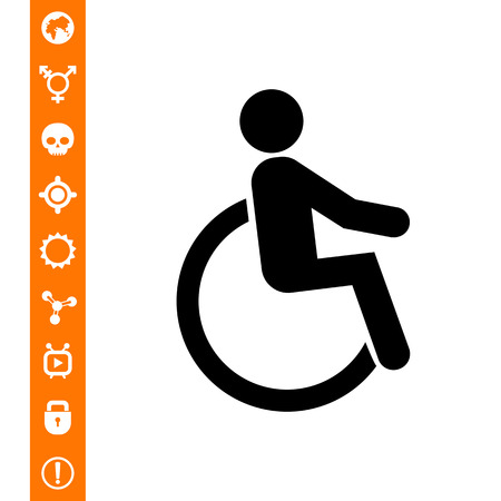 Disabled Person Icon