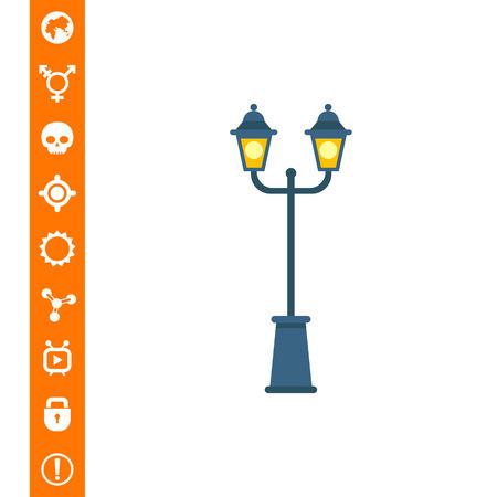 Park Lamp Icon
