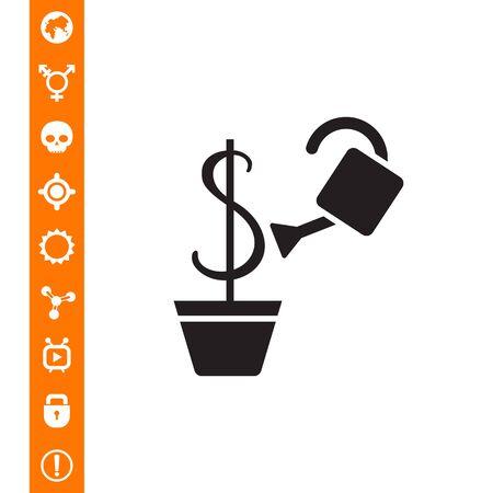 gaining: Profit growing