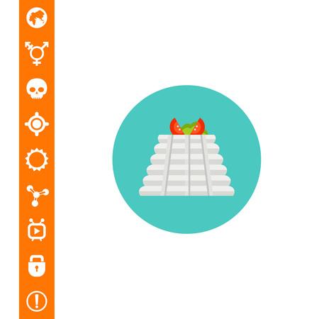 Ricotta Cottage Cheese Icon