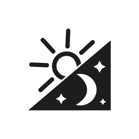 Non stop illustration vectorielle de travail icône.
