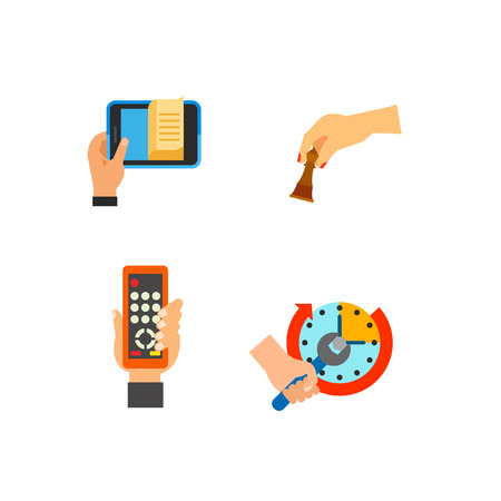 Hands icon set. Break Forging Thumbs-up Clapping Protest Tracking Memory Proposal Praying Medicine Cards Reminder Torch Peace E-book Chess Rock Vote Applause Stopwatch Time Decorating Cake Giving Five