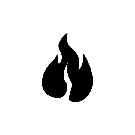 Highly flammable object icon
