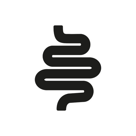 Intestinal tract icon