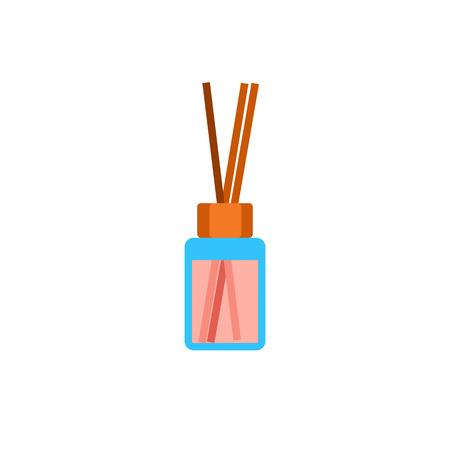Aroma Sticks Vector Icon