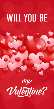 Be My Valentine Stock Photos And Images 123rf