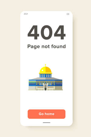 Dome of rock in Jerusalem. Israel, religion, culture. Islam concept. Can be used for topics like history, tourism, architecture.