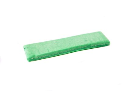 chewing gum stick isolated photo