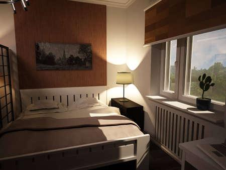 fixture: interior bedroom