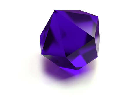 brilliant purple jewels Stock Photo - 6378953