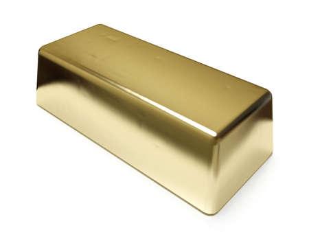 Golden bars Stock Photo - 6379025