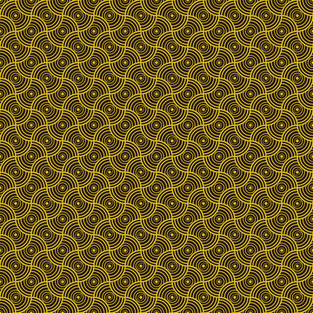 Vector Seamless Eyes Pattern Vector